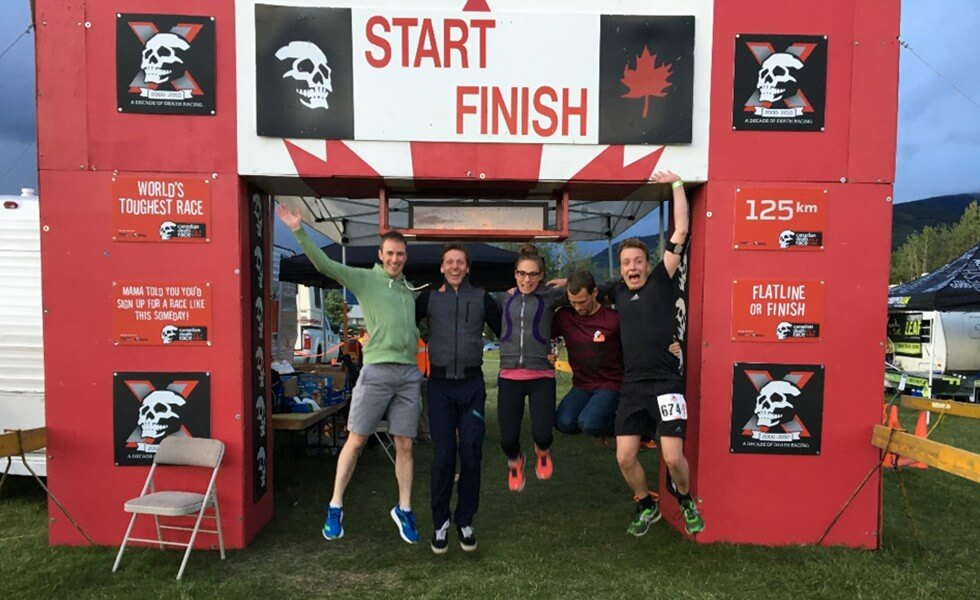 SmogBuster Sponsors 2016 Canadian Death Race